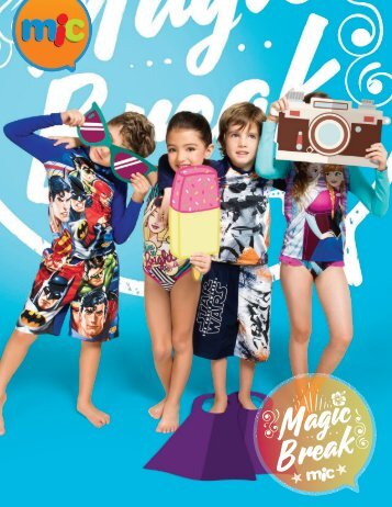 catalogo MAGIC BREAK-2016