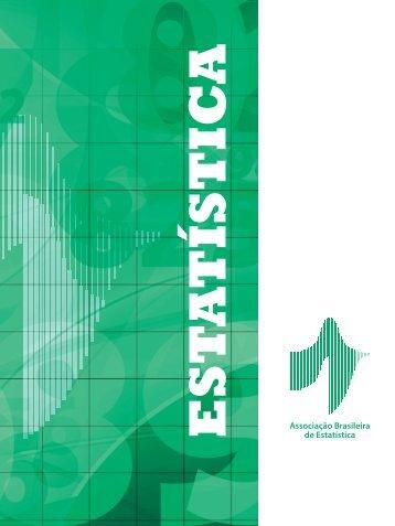 Livreto da  Associação Brasileira de Estatística - ABE