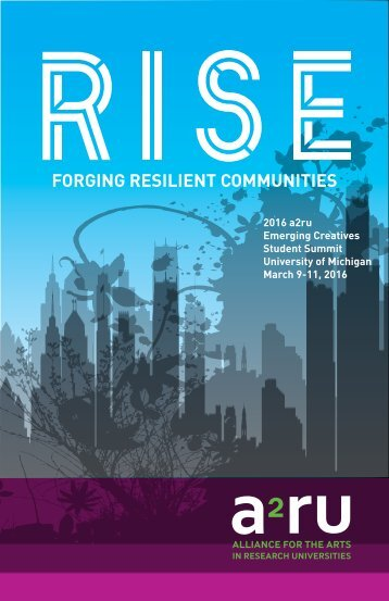 FORGING RESILIENT COMMUNITIES