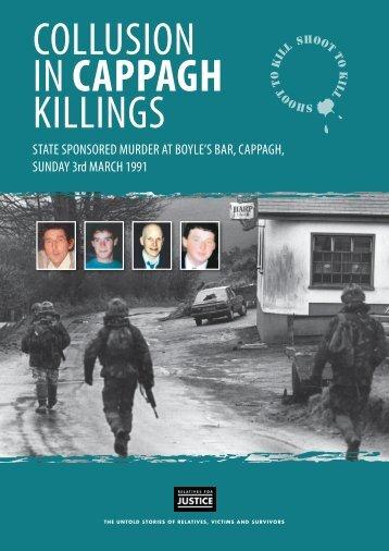 Collusion in Cappagh killings
