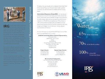 IRG - International Resources Group