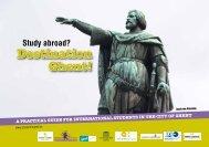 Study Abroad? Destination Ghent! - Universiteit Gent
