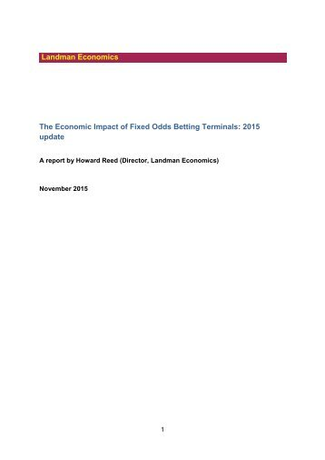 The-Economic-Impact-of-Fixed-Odds-Betting-Terminals-20151