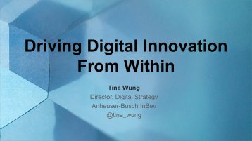 Driving Digital Innovation From Within