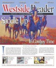 Westside Reader March 2016