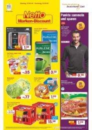 Netto Marken-Discounter Prospekt KW 10