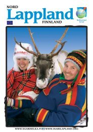 Lappland - Saariselkä
