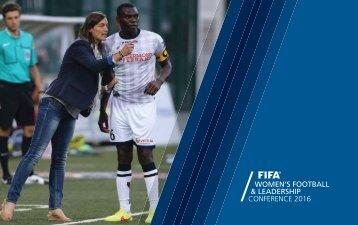FIFA Women's Football & Leadership Conference 2016