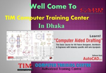 3 D Max Training in Dhaka