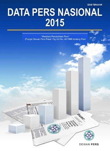 DATA PERS NASIONAL 2015