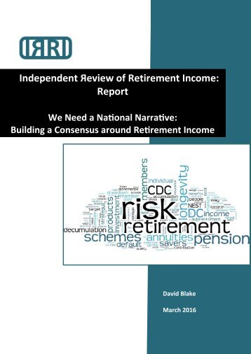 Report Summary of Responses to the Consultation