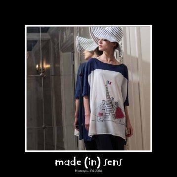 made (in) sens