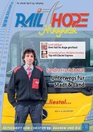 RailHope Magazin 01/2016