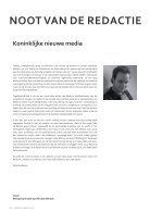 Medium / Jaargang 26 / #02 / April 2013 - Page 2