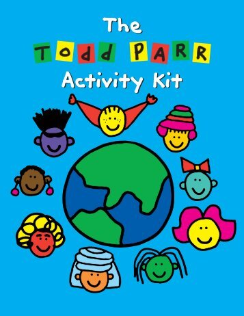 Activity Kit - Todd Parr