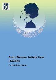 Arab Women Artists Now (AWAN)