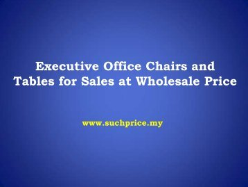 Cheap Office Tables In Malaysia