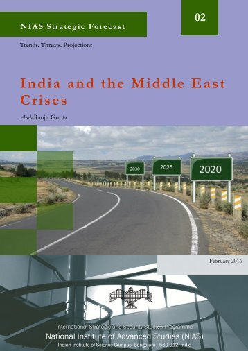India and the Middle East Crises