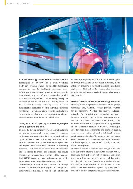 installation Connectivity device Connectivity Automation it - ISOTRON