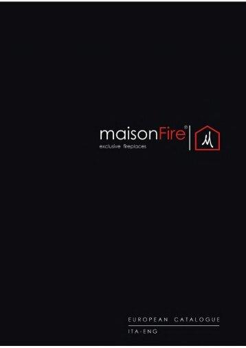 Maison Fire - Catalogo 2016
