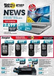 MMG News Ožujak 2016
