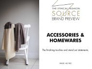 Brand Preview 2016 - Accessories & Homewares