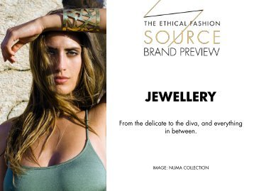 Brand Preview 2016 - Jewellery