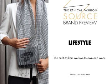 Brand Preview 2016 - Lifestyle