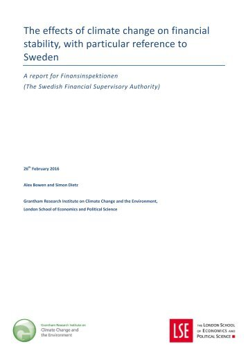 stability with particular reference to Sweden