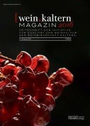 wein.Magazine 2016