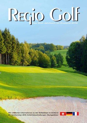 Magazin Regio Golf Dreiland 2018