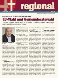 aktuell - Wien - Pensionistenverband Österreichs