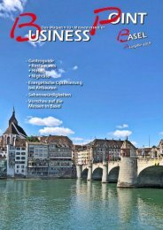 Magazin Business Point Basel 2019