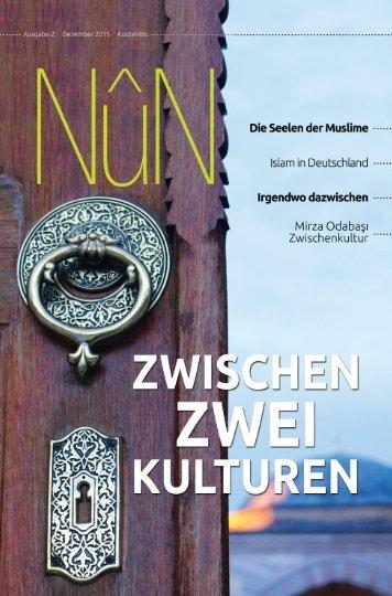 NûN Magazin (2.Ausgabe) - Zwischen zwei Kulturen
