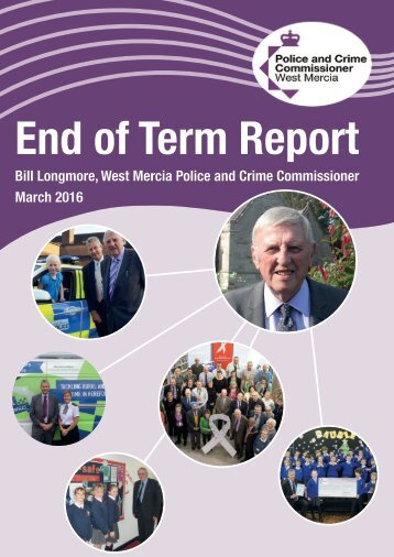 End of Term Report
