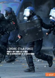 L'ORDRE ET LA FORCE