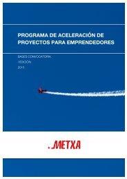 PROGRAMA DE ACELERACIÓN DE PROYECTOS PARA EMPRENDEDORES