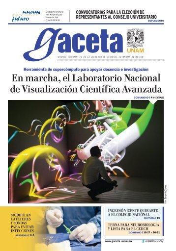 En marcha el Laboratorio Nacional de Visualización Científica Avanzada