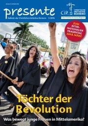 Töchter der Revolution - Was bewegt junge Frauen in Mittelamerika?