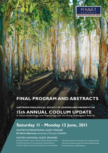 Final program and abstracts - e-Kiddna