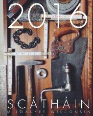 Scathain 2016 Book