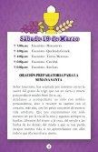 Programa Semana Santa - Catedral de Tilarán - Page 4