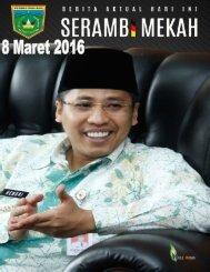 e-Kliping Selasa, 8 Maret 2016