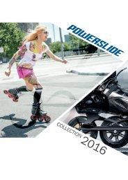 Powerslide Catalogue 2016
