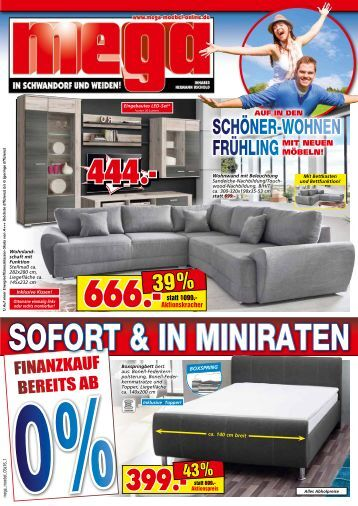 prospekt m bel sb halle. Black Bedroom Furniture Sets. Home Design Ideas