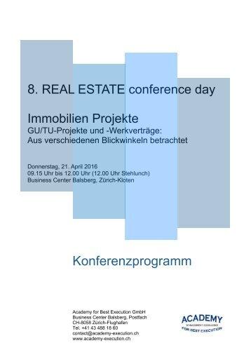 Programm Immobilien Projekte