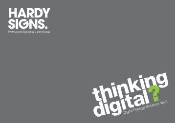 Hardy Digital Product Range Brochure