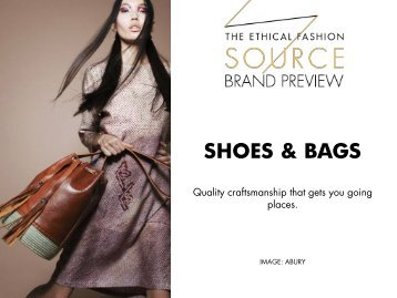 Brand Preview 2016 - Shoes & Bags