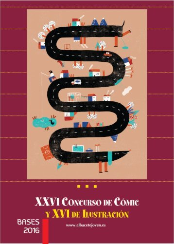 BASES XXVI CONCURSO CÓMIC XVI ILUSTRACIÓN
