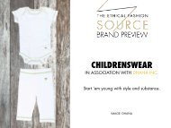 Brand Preview 2016 - Childrenswear